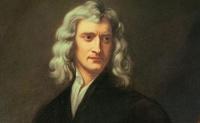 Sir Isaac Newton Curiozitati