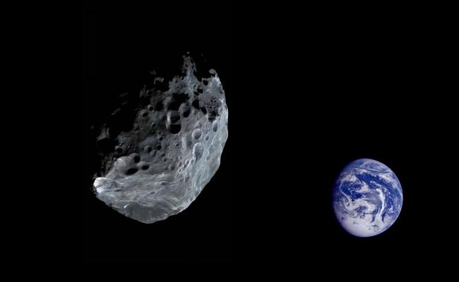 Asteroizii se lovesc intre ei?