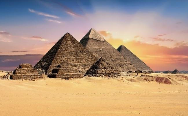 Curiozitati despre Piramide