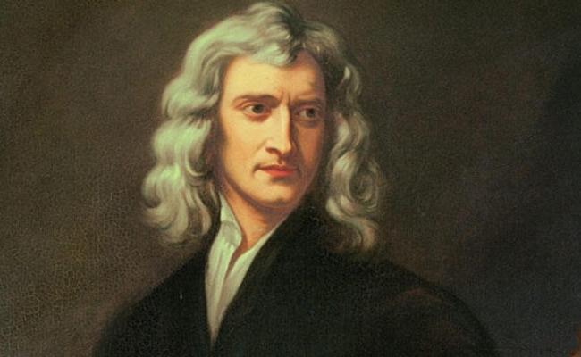 Cand s-a nascut si a murit Isaac Newton?