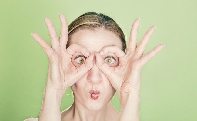 Ce dimensiune au ochii?