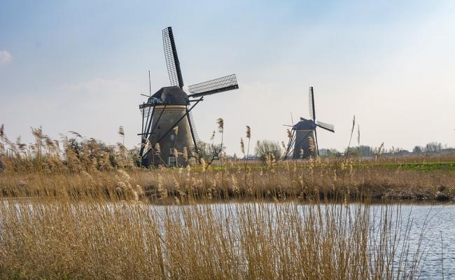 Cate mori de vant sunt in Olanda?