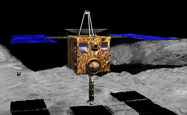 Prima sonda spatiala pe un asteroid?