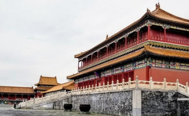 Cate camere are Orasul Interzis din China?