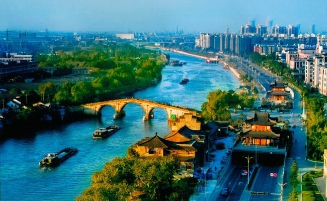 Cel mai lung si cel mai vechi canal din lume?