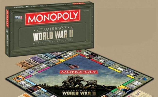 Monopoly in al 2-lea Razboi Mondial