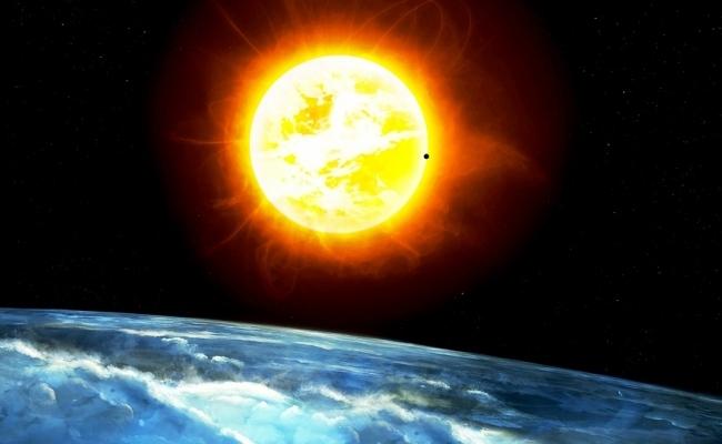 Ce distanta este intre Soare si Pamant?