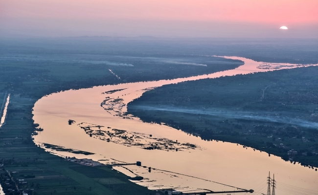 Pe ce continent este cel mai mare fluviu?