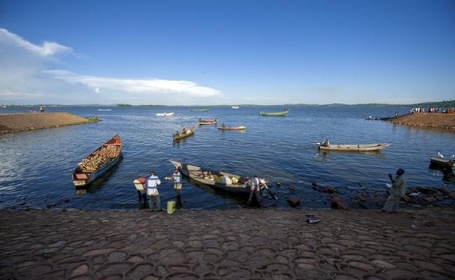 Cel mai mare lac ca suprafata din Africa?