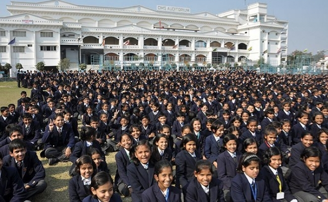 Cea mai mare scoala din lume?