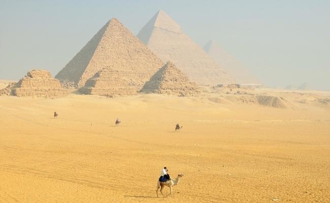 Piramida din Egipt