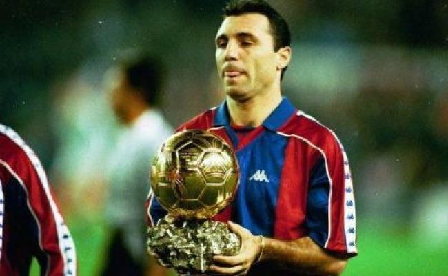 Cel mai cunoscut fotbalist din Bulgaria?