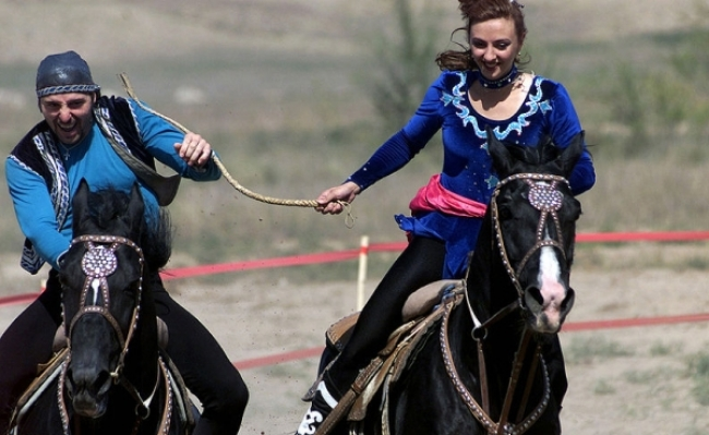 Jocul Girl Chasing din Turcia?