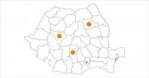 Doar 1 din 3 romani stiu toate judetele din Romania