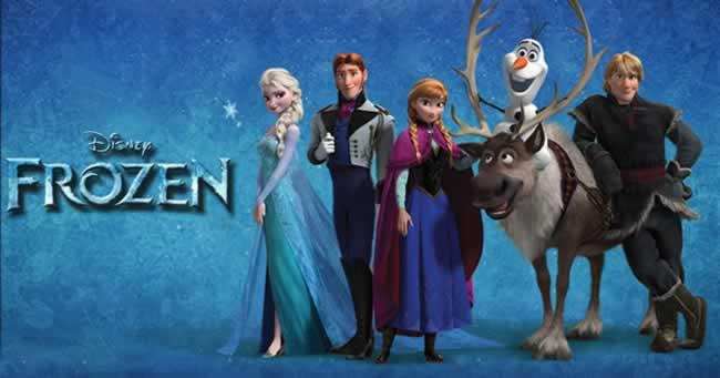 Cat de bine cunosti animatia Frozen (Regatul de Gheata)?