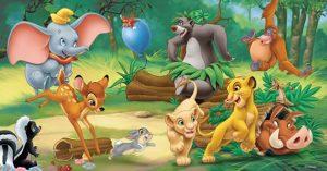 Cat de bine cunosti animalele Disney?
