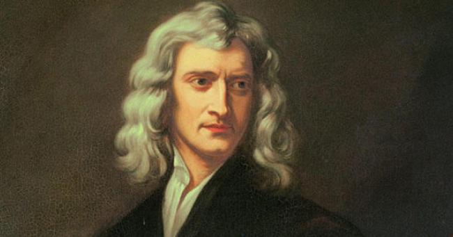 Isaac Newton – Curiozitati si informatii fascinante