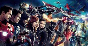 Filme Marvel (MCU) – Ordinea cronologica si de lansare