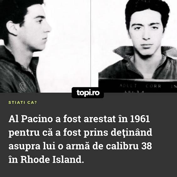 Al Pacino infractorul