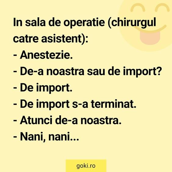 Anestezie romaneasca