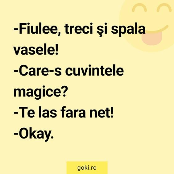 Cuvintele magice