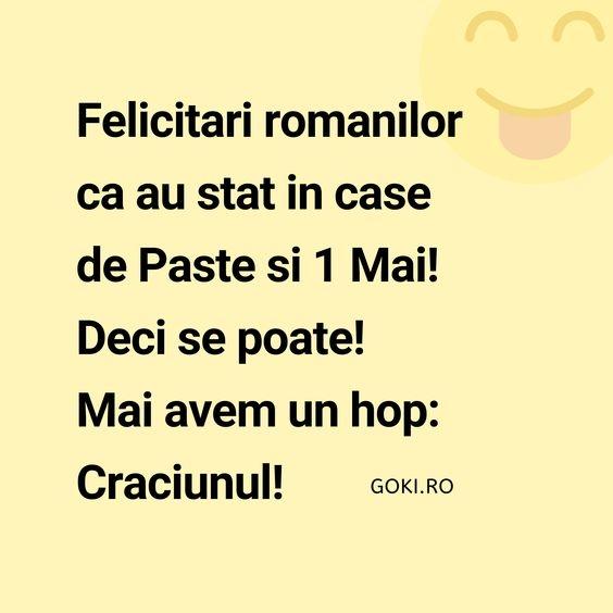 Felicitari romanilor