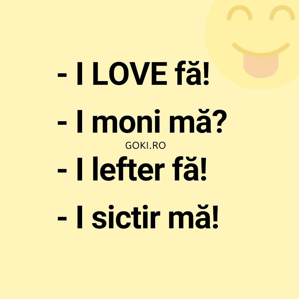 I love fa