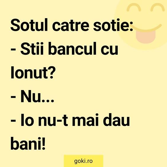 Ionut?