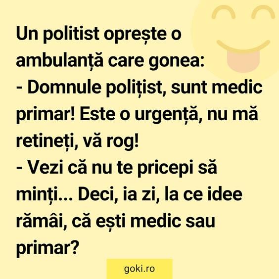 Medic sau primar?