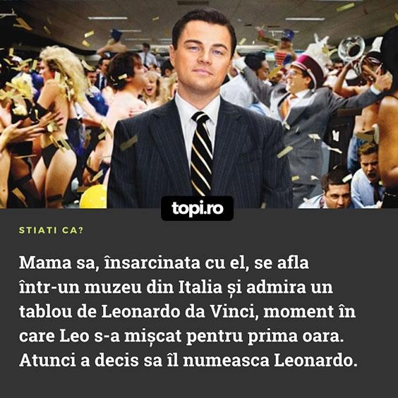 Numele lui Leo