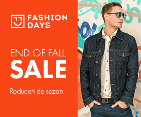 Oferta Fulger: End of Fall