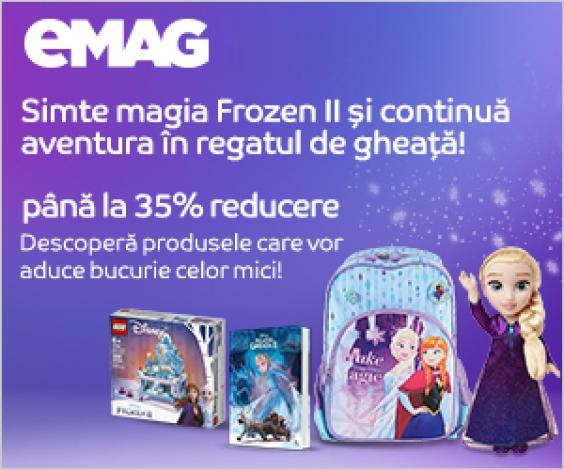Oferta Fulger: Frozen II
