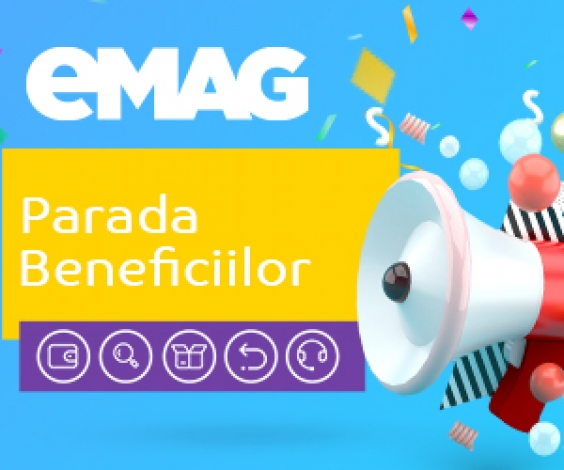 Oferta Fulger: Parada Beneficilor