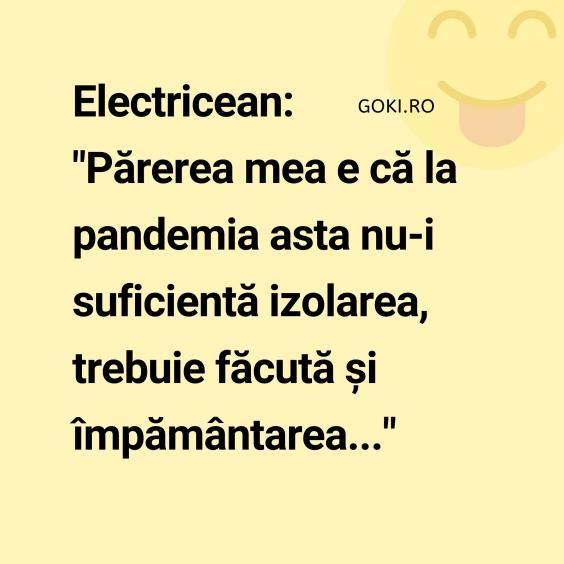 Parerea electriceanului