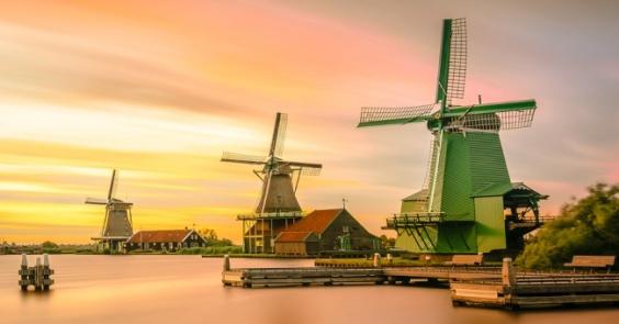 Satul din Olanda