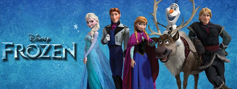 Frozen (Regatul de Gheata)